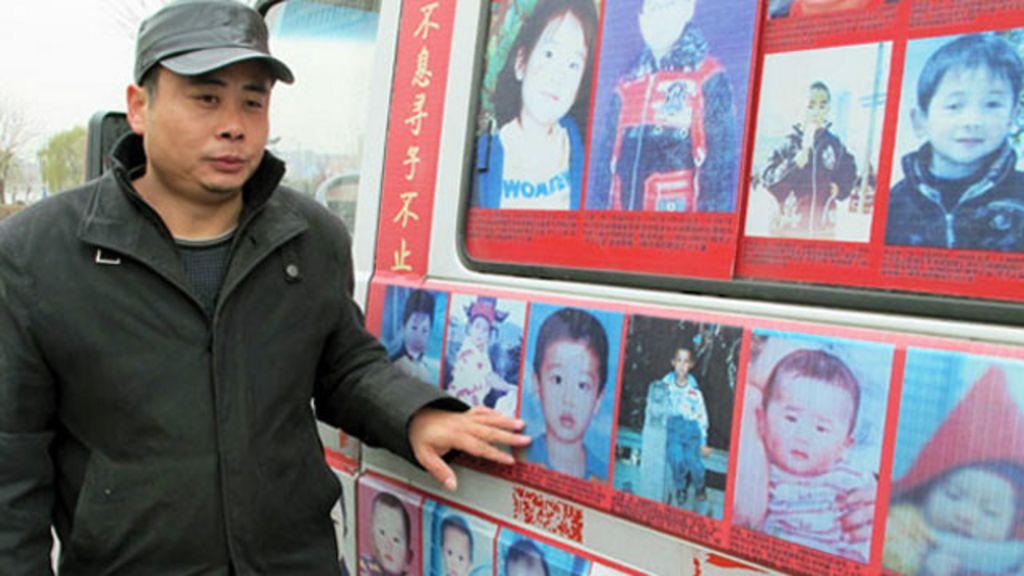 Pai cruza China há sete anos em busca de filho sequestrado - BBC ...