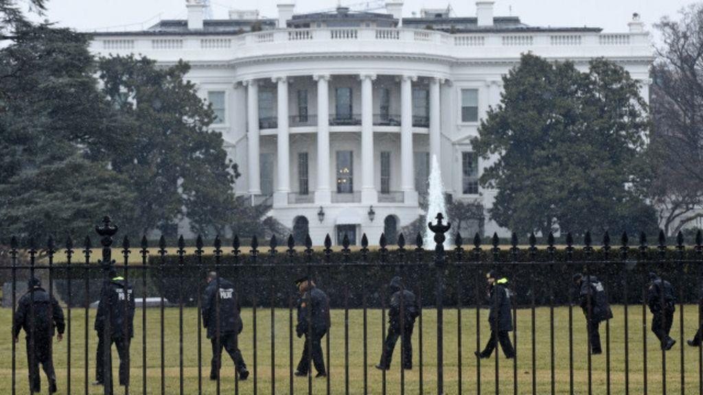 Batida de carro expõe nova falha de segurança na Casa Branca ...