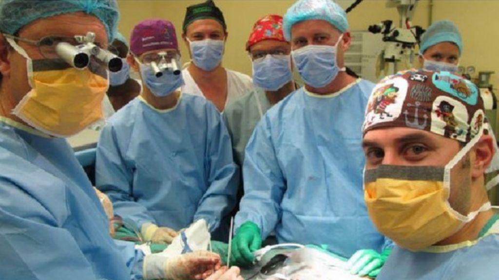 Médicos sul-africanos afirmam ter feito primeiro transplante de pênis ...