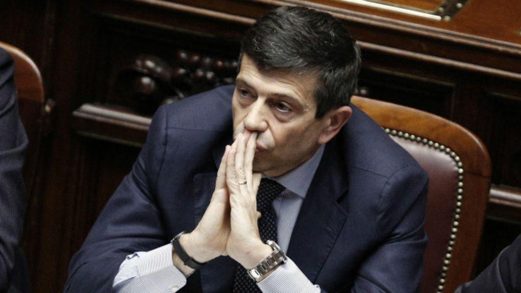 Governo italiano tenta aprovar lei anticorrupção em meio a ...