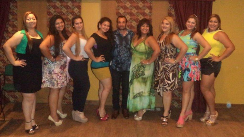 Brasileiro realiza ' Miss Gordita' no Paraguai para combater ...