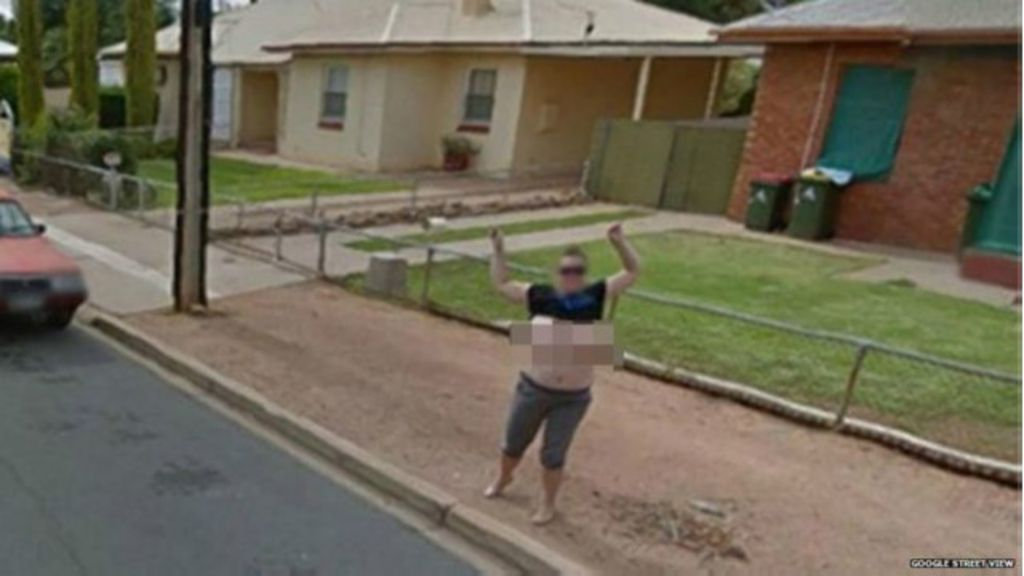 Australiana é indiciada por mostrar seios no Google Street View ...