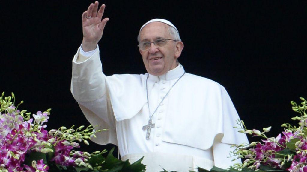Papa alerta para 'perseguição de cristãos' em mensagem de ...
