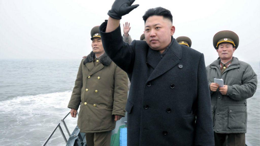 Líder norte-coreano 'aprendeu a dirigir aos 3 anos', afirma material ...