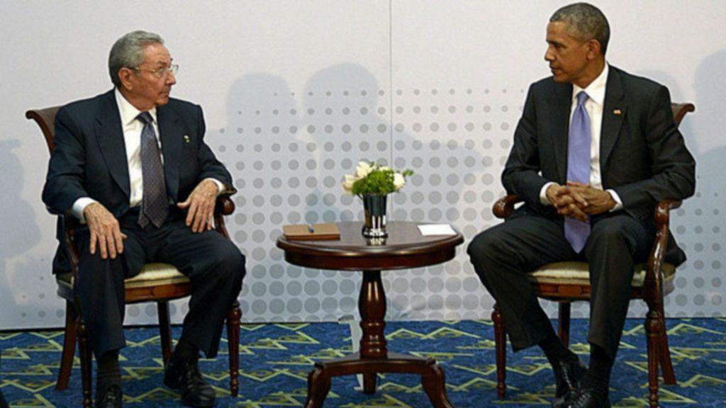 Casa Branca anuncia retirada de Cuba da lista de 'patrocinadores ...