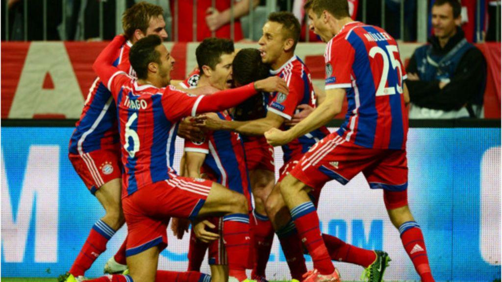 Champions League tem semifinais mais 'pesadas' da história