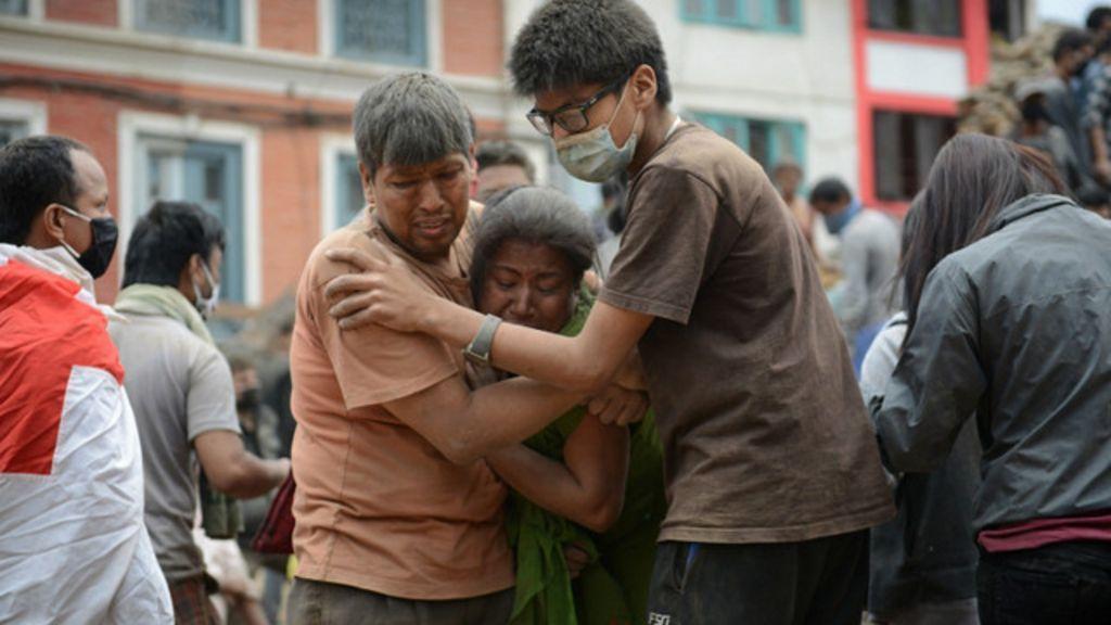 Por que o Nepal é tão vulnerável a terremotos? - BBC Brasil