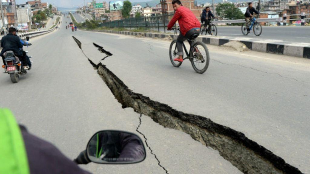 Previsto por cientistas há um mês, terremoto no Nepal 'seguiu ...
