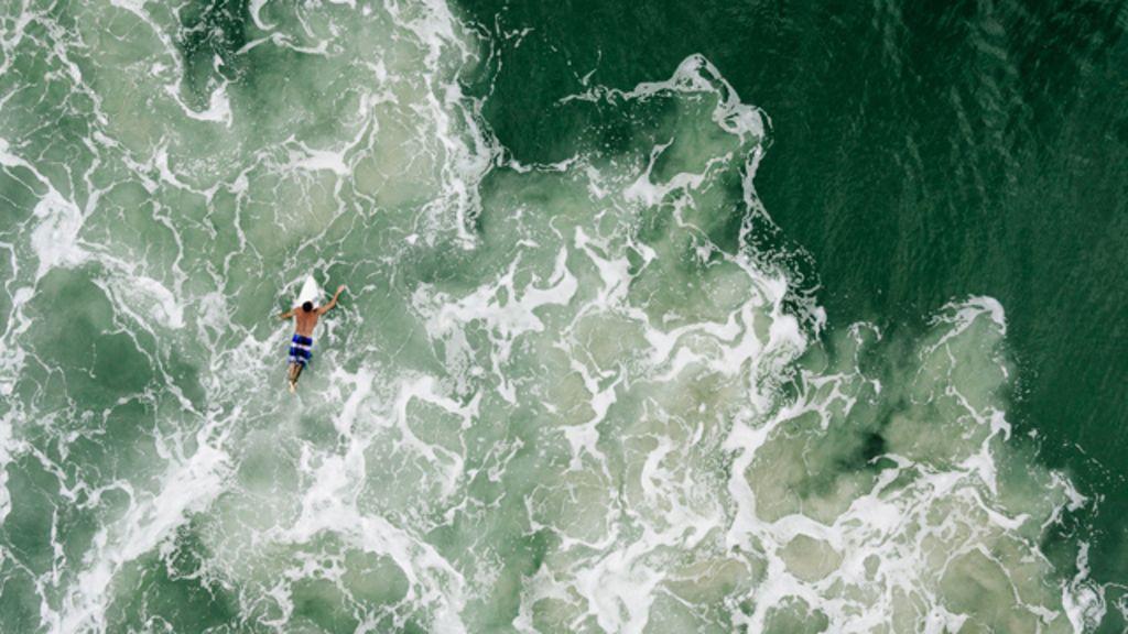 Concurso da National Geographic tem imagens feitas por drones ...