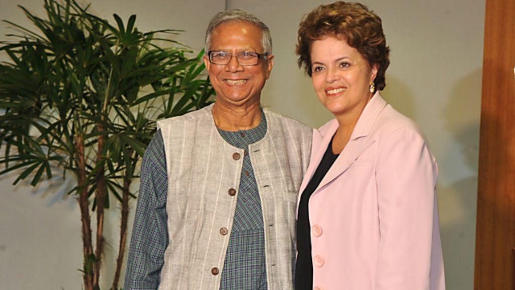 Brasil precisa de 'BNDES dos pobres', diz economista vencedor do ...