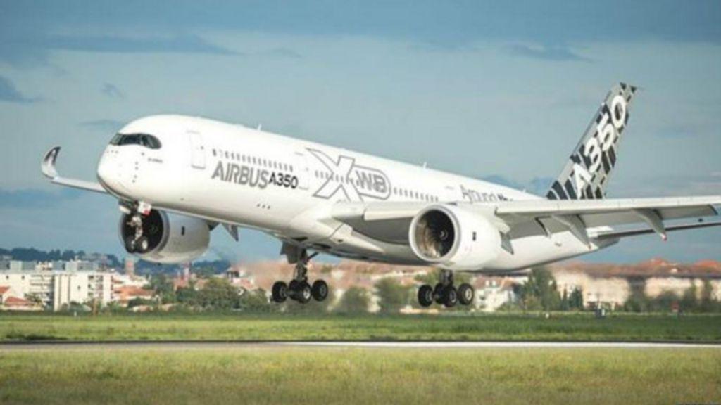 Novo Airbus é montado com mais de mil peças impressas em 3D ...