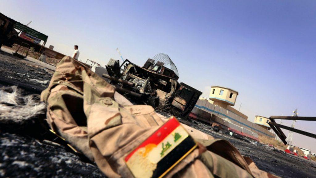 Quem será capaz de conter o 'Estado Islâmico' no Iraque? - BBC ...