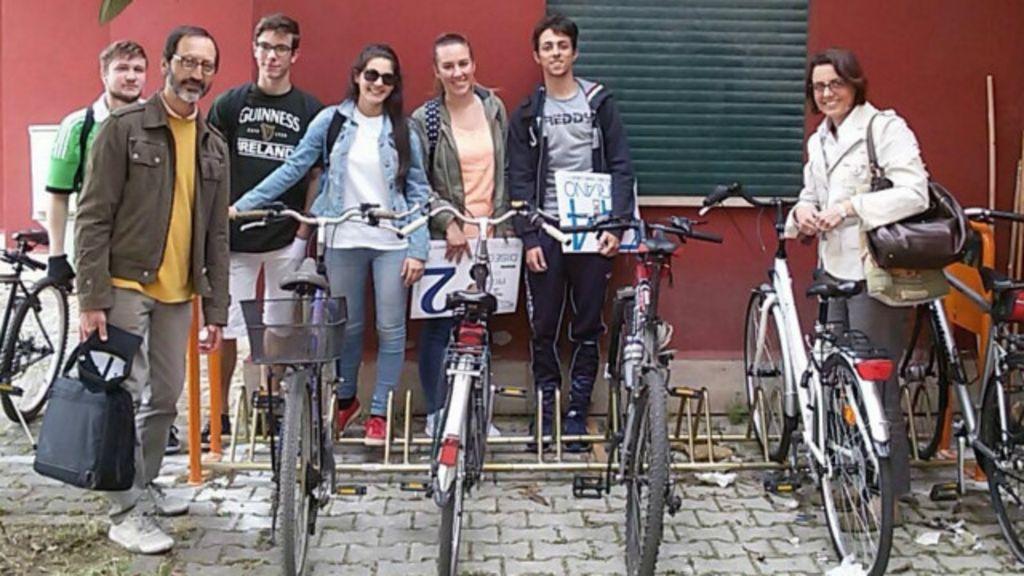 Alunos ganham bônus nas notas ao ir de bicicleta para escola na ...