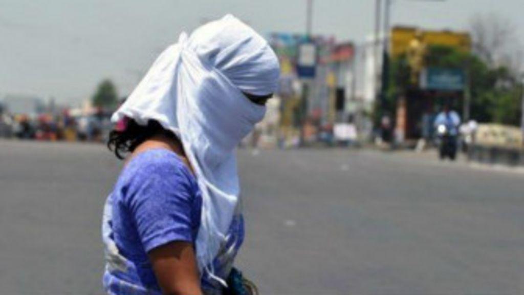 Onda de calor excepcional já matou 800 na Índia - BBC Brasil