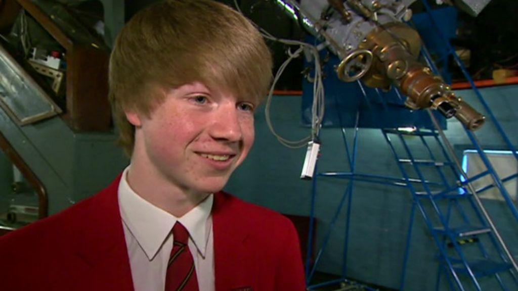 Estudante de 15 anos descobre novo planeta durante estágio em ...