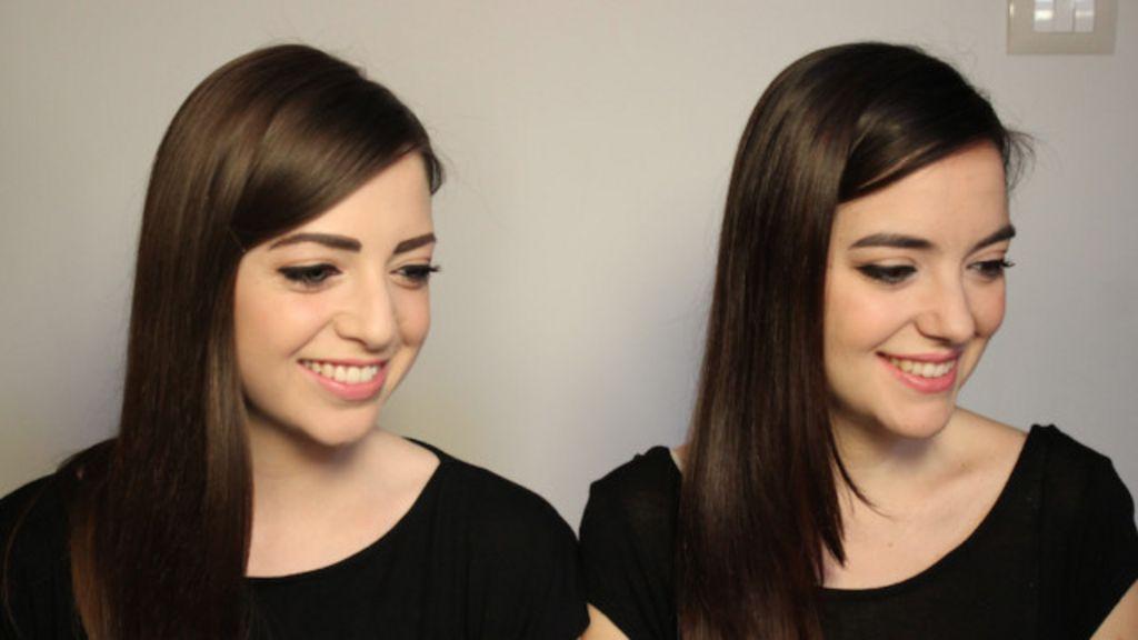 Irlandesa encontra 2ª ' gêmea' desconhecida nas redes sociais ...