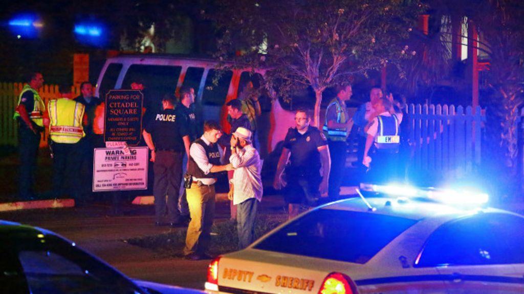 Chefe de polícia vê ' crime de ódio' em ataque que matou 9 em ...