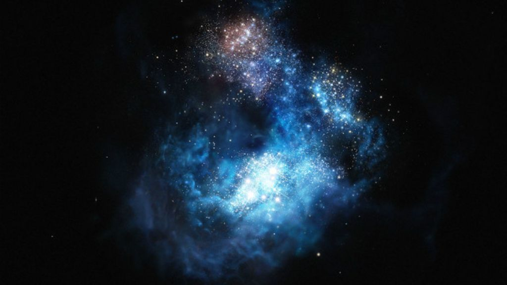 Galáxia é batizada em homenagem ao jogador português Cristiano ...