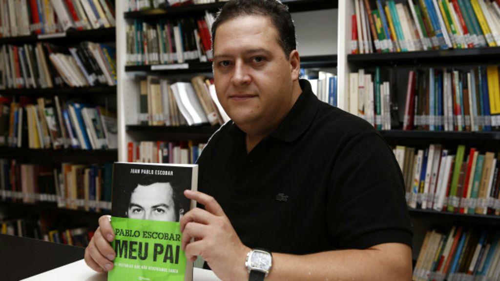 Proibição às drogas criará novos Pablos Escobares, diz filho do ...
