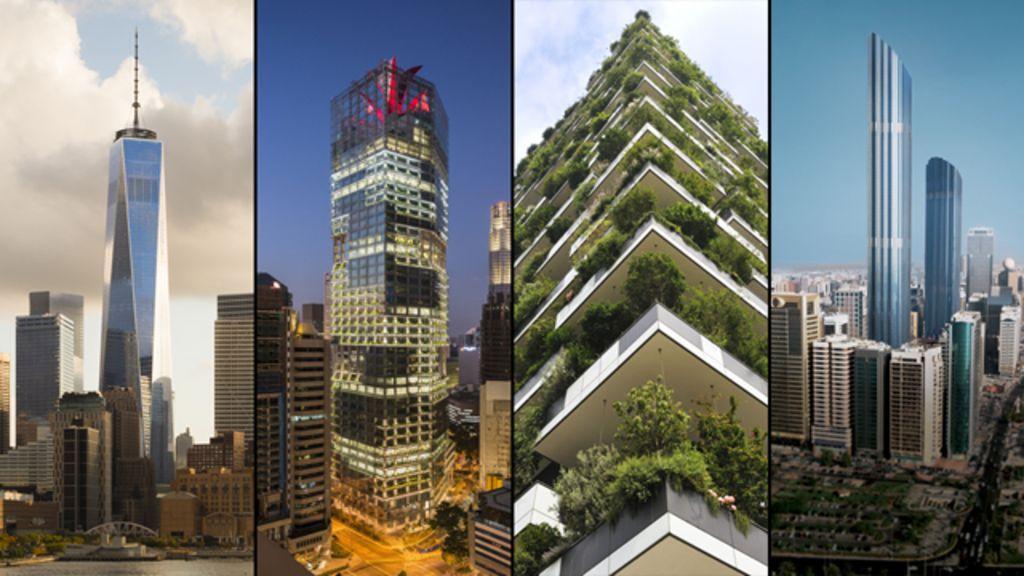 Concurso escolhe os quatro 'melhores arranha-céus' do mundo ...