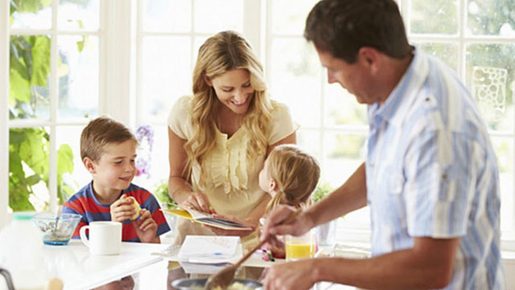 Pai que participa de criação gera filhos mais inteligentes e felizes ...