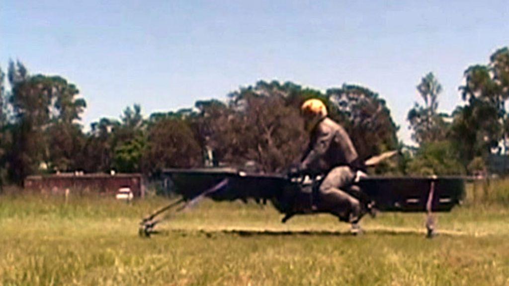 Exército dos EUA terá motos aéreas no estilo 'Guerra nas Estrelas ...