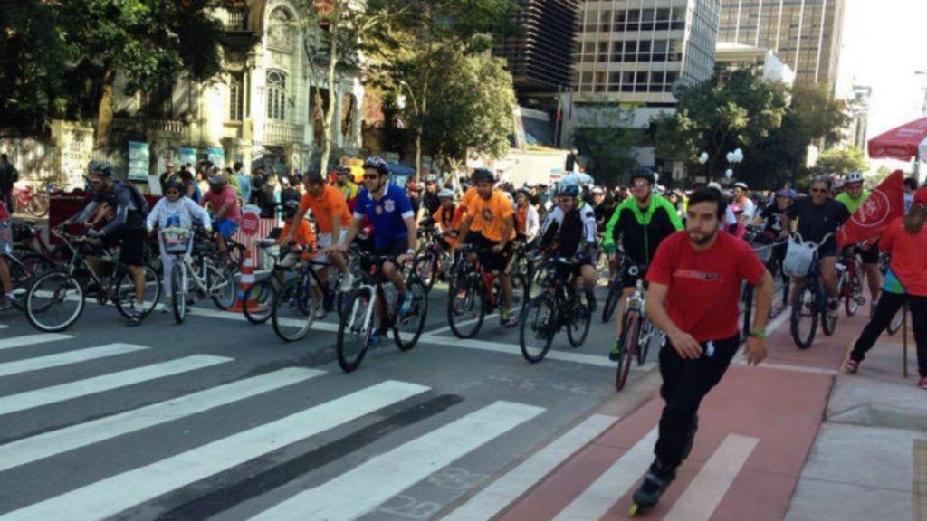 Polêmica, ciclovia na Paulista é símbolo de projeto de R