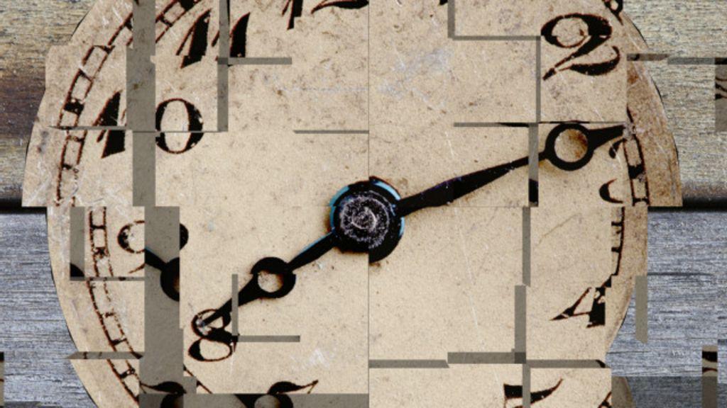 Por que o tempo só anda para a frente? - BBC Brasil