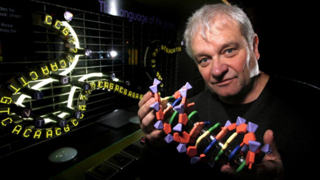 Como Nobel em DNA descobriu segredo ' chocante'