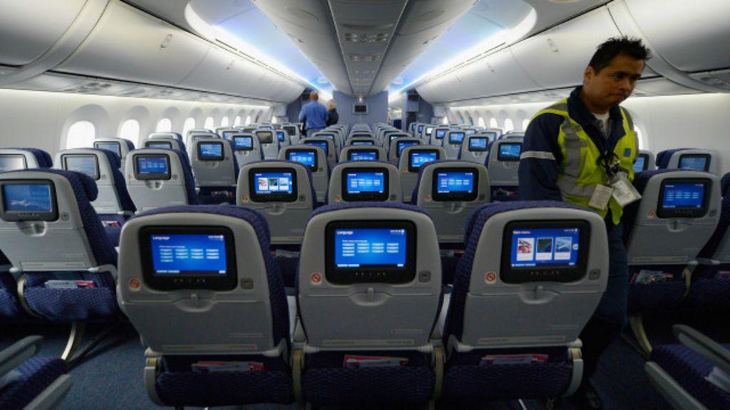 O futuro do entretenimento nos aviões - BBC Brasil