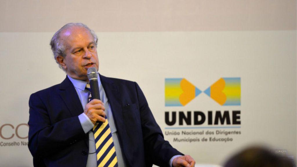 'Ajuste fiscal é realidade', diz ministro da Educação sobre cortes ...