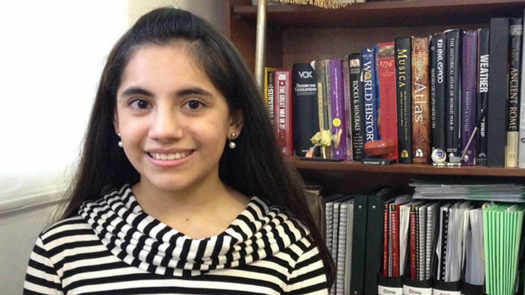 Mexicana superdotada é psicóloga mais jovem do mundo - BBC Brasil