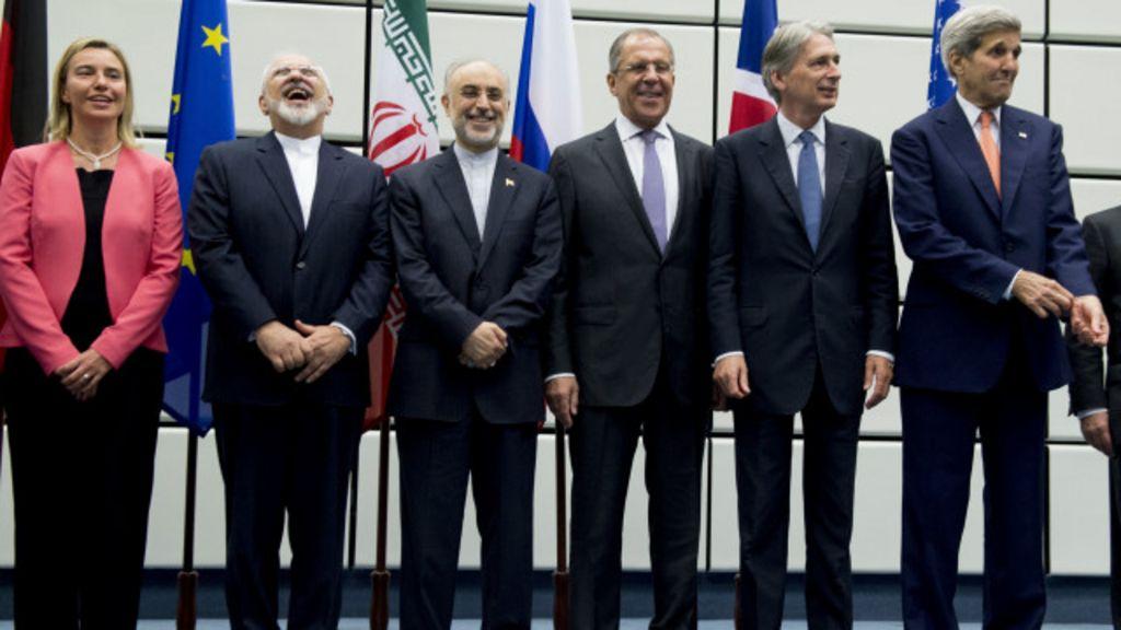 EUA e Irã anunciam acordo nuclear; para Israel, é 'erro histórico ...