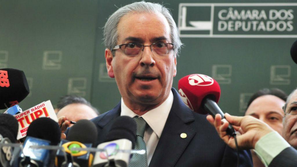 Cunha e governo mergulham em nova fase de incertezas - BBC Brasil