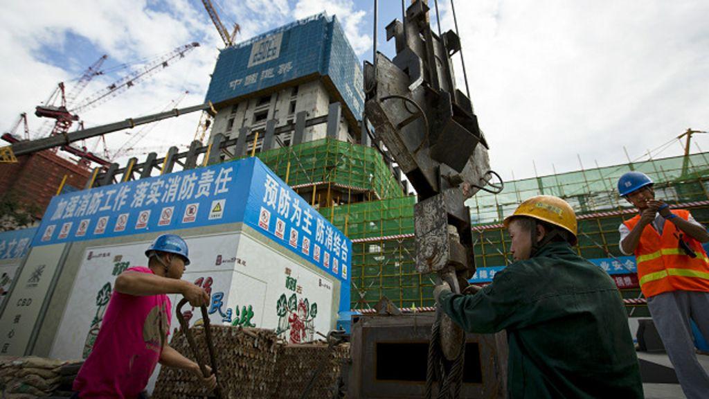 Os planos da China para construir uma megalópole de 130 milhões ...