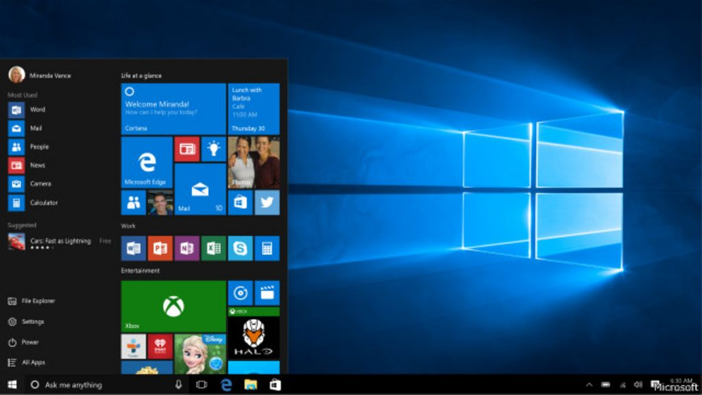 Três novidades e uma crítica ao novo Windows 10 - BBC Brasil