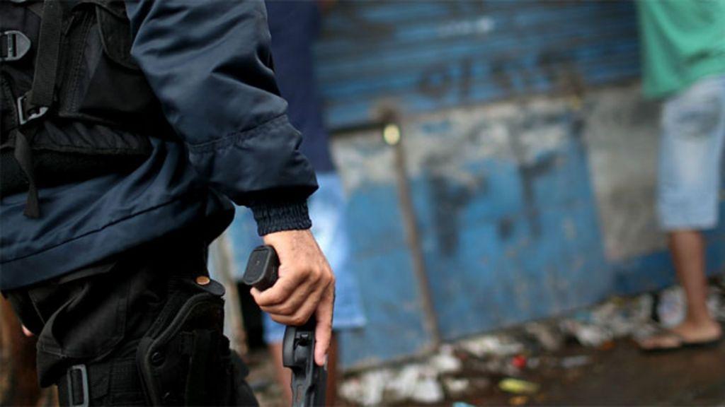 'infelizmente' matar 'faz parte da ação policial'