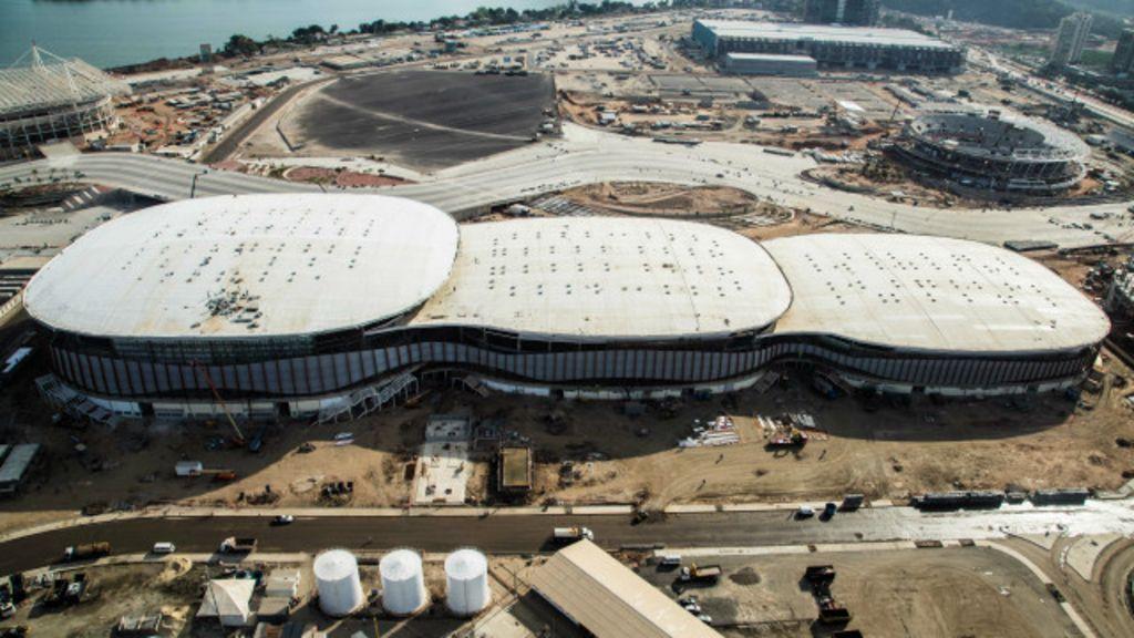Rio 2016 está longe da preparação de Londres, mas ganha de Atenas
