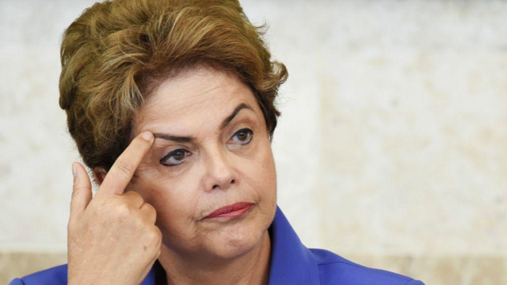 'Dilma pode sobreviver à turbulência?', questiona jornal britânico ...