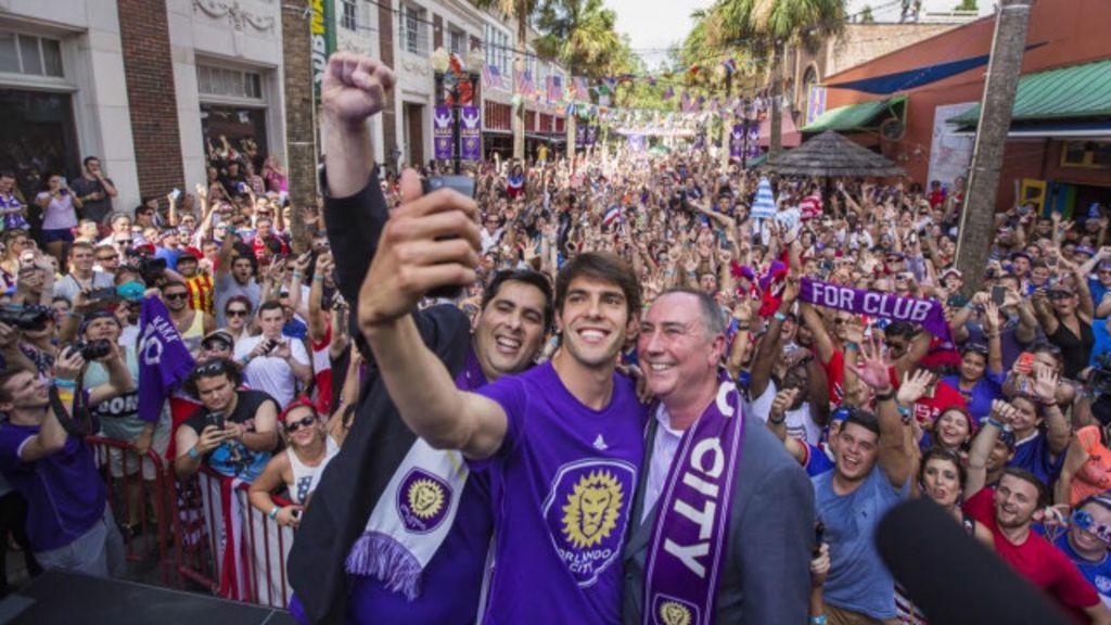 Dinheiro para time de Kaká vale 'green card' para brasileiros - BBC ...