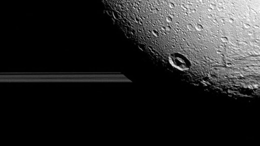 Antes de iniciar missão 'suicida', sonda faz imagens de despedida ...