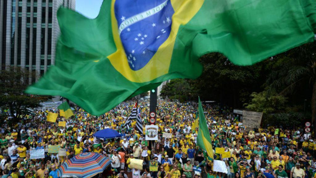 Brasil tem todos os 'ingredientes' para protestos na Olimpíada, diz ...
