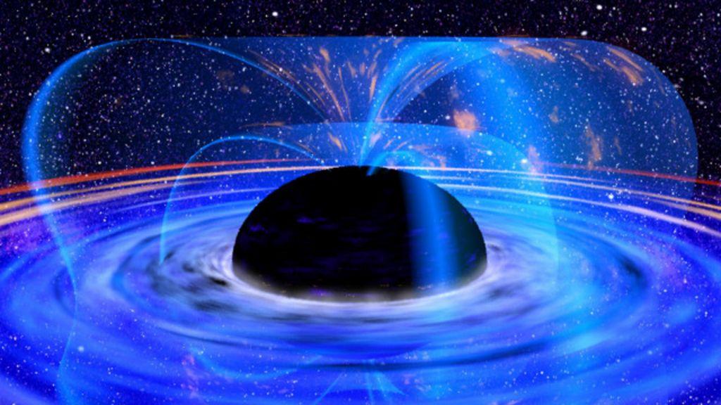 Stephen Hawking diz que buracos negros podem levar a universo ...