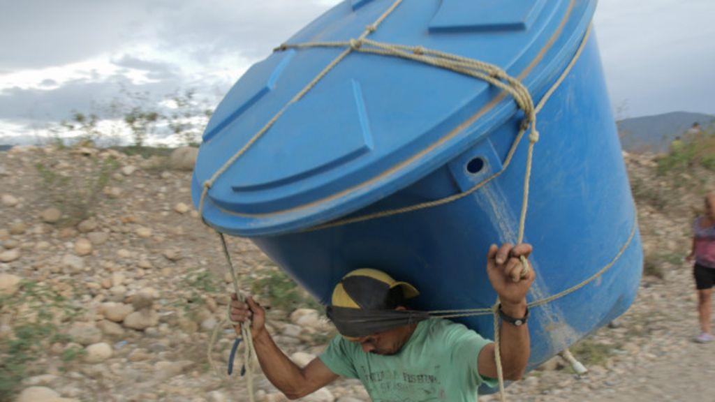 El dramático éxodo de los colombianos que abandonan Venezuela ...