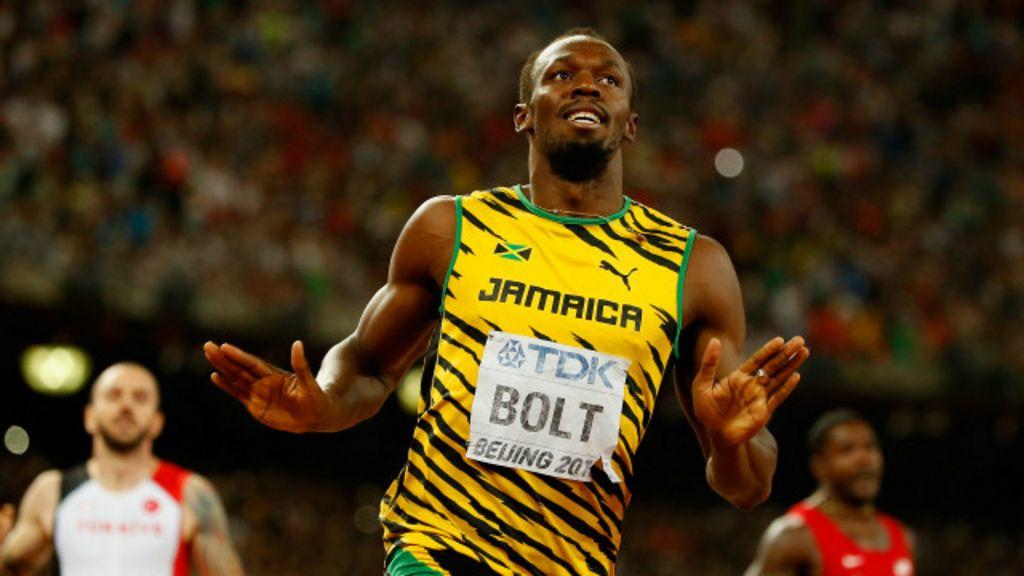 Como Usain Bolt consegue correr tão rápido? - BBC Brasil