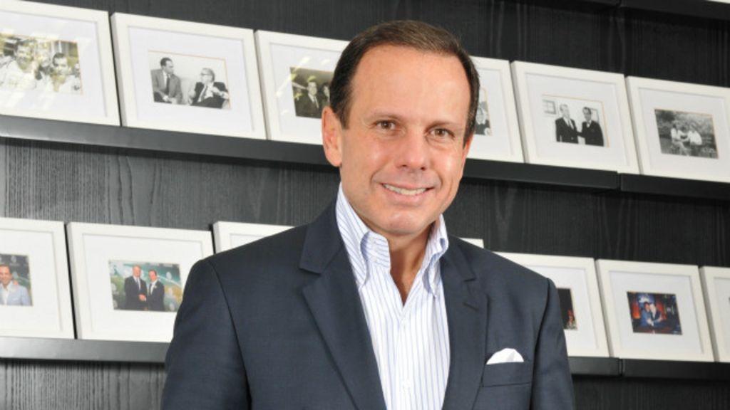João Doria Jr. se compara a ex- prefeito de NY e promete usar jeans ...