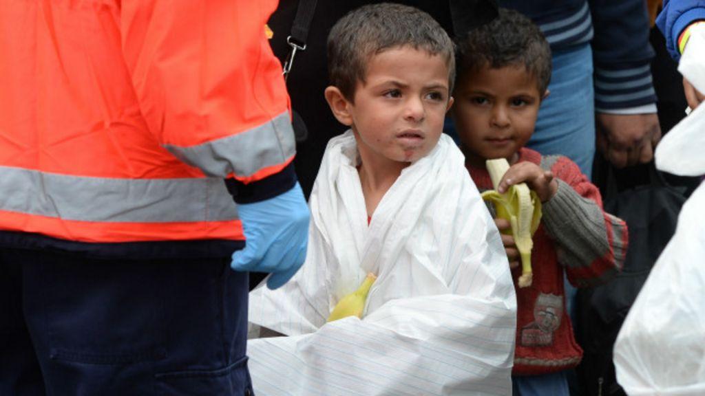 Por que os refugiados querem ir à Alemanha? - BBC Brasil