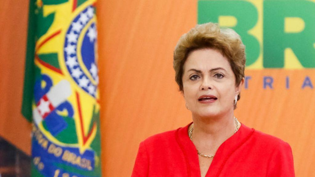 TCU decide julgar contas de Dilma na próxima semana - BBC Brasil