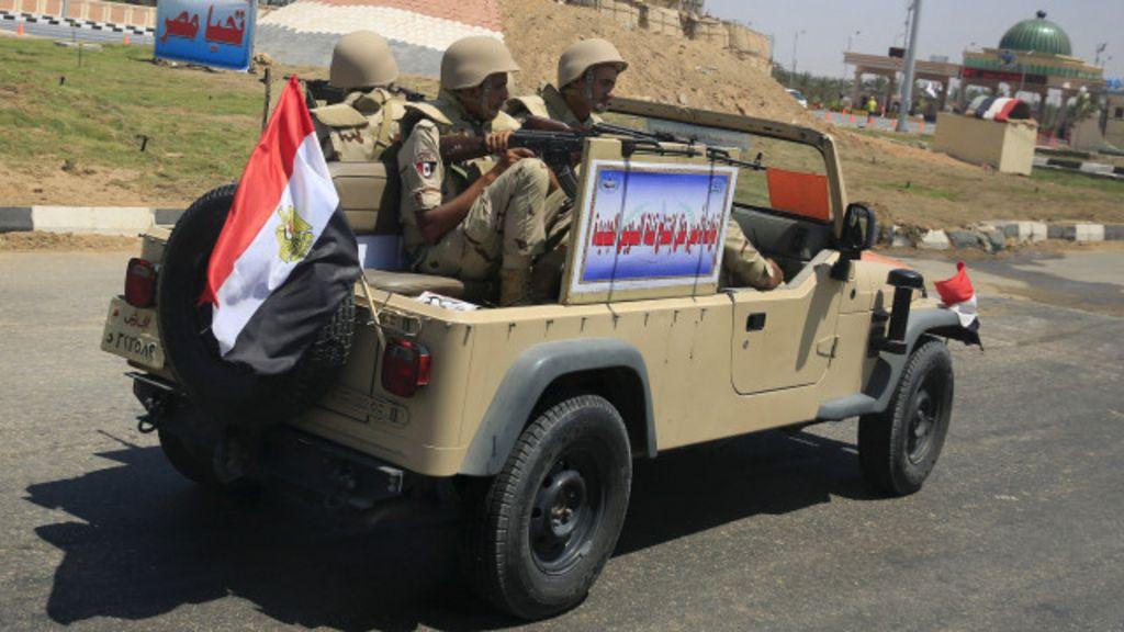 Exército do Egito mata turistas mexicanos por engano em ação ...