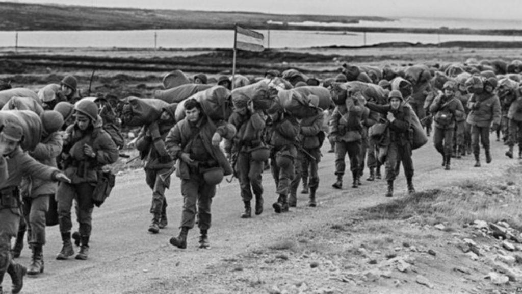 Argentina torturou seus próprios soldados na guerra das Malvinas ...